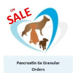 Pancreatin 6x Granular
